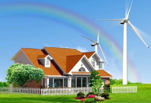 ветровые генераторы