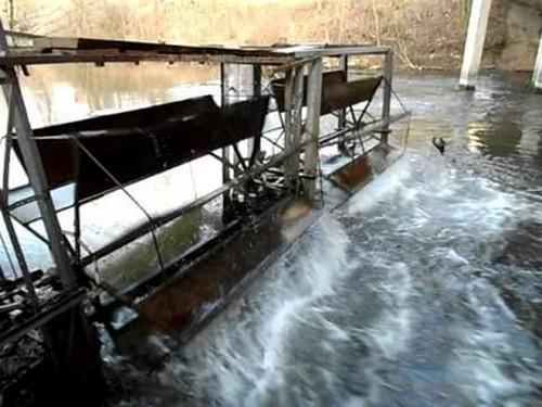 Самодельная Мини ГЭС