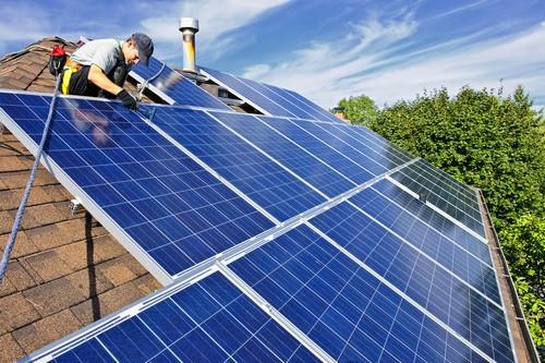 Солнечная панель для дома