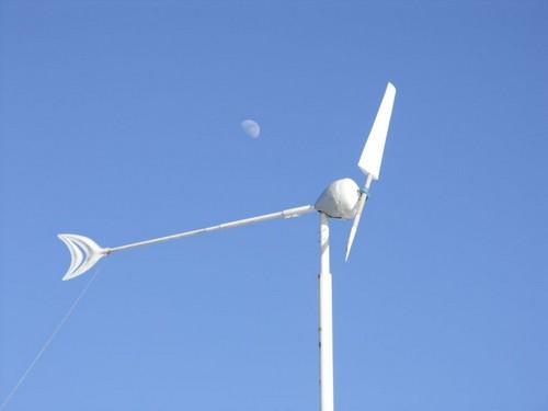Горизонтальный ветрогенератор