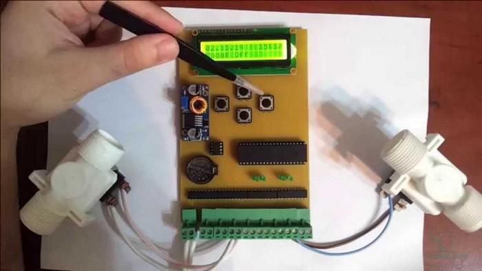 Самодельный контроллер