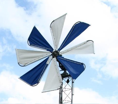 Ветрогенератор – парус