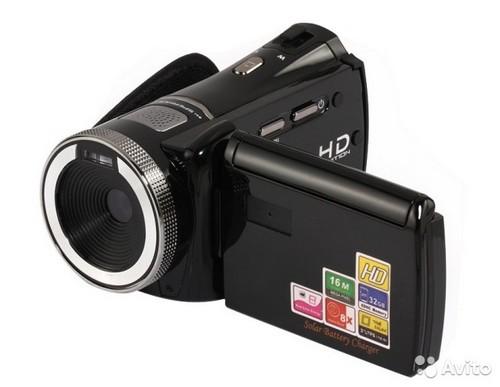 Видеокамера на солнечных батареях