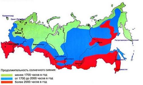 Схема по России