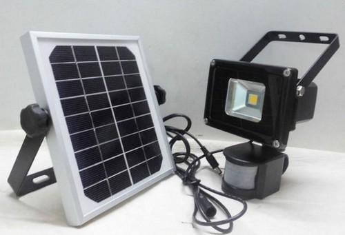 Солнечные датчики движения