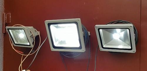 Прожекторы для гаража