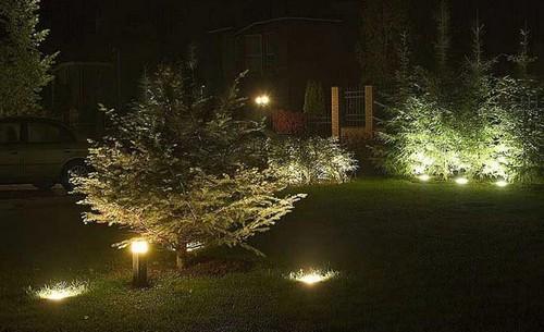 Прожекторы на основе светодиодов