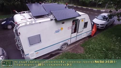 Для дома на колесах