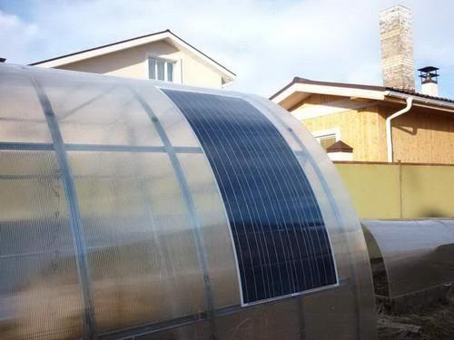 Солнечная панель для дачи