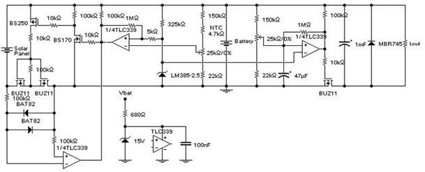 Самодельный MPPT контроллер