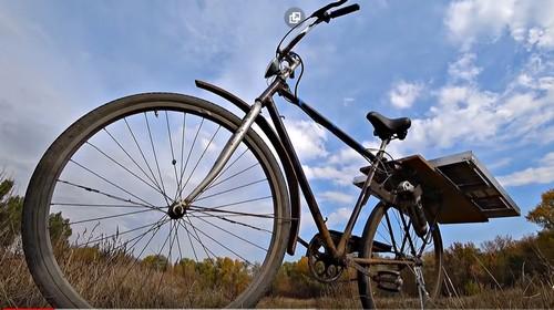Самодельный электро велосипед