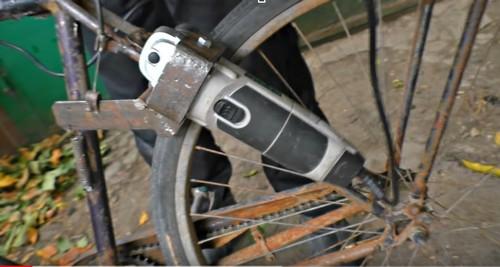 Болгарка как мотор для электровелосипеда