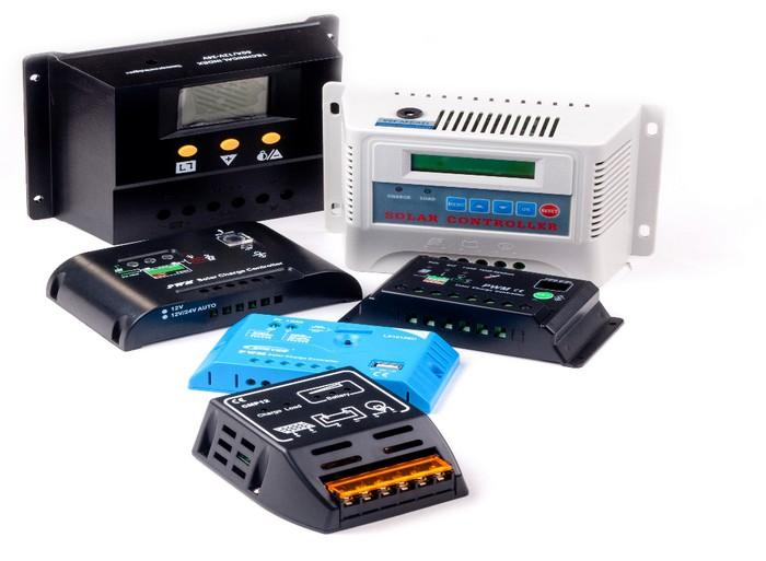 Виды контроллеров заряда