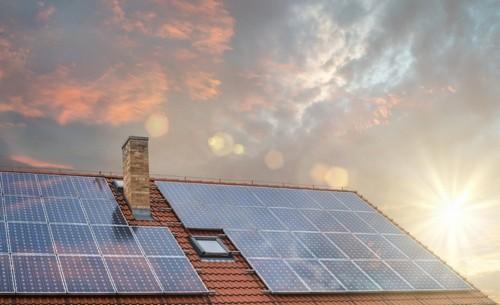 Правильное расположение солнечных панелей