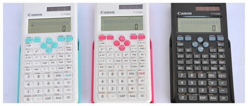 Инженерные калькуляторы «Canon F-715SG»
