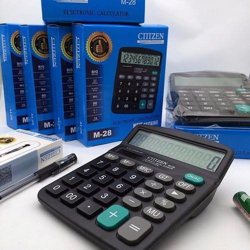 Калькуляторы «CITIZEN»