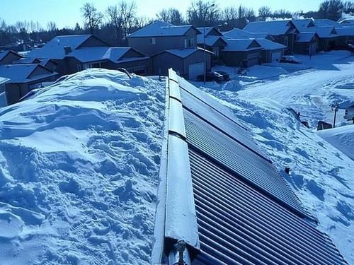 Вакуумные модели солнечных коллекторов