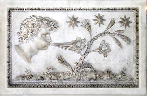 Зол - повелитель ветров у греков