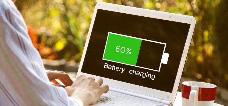 замена аккумулятора в ноутбуке