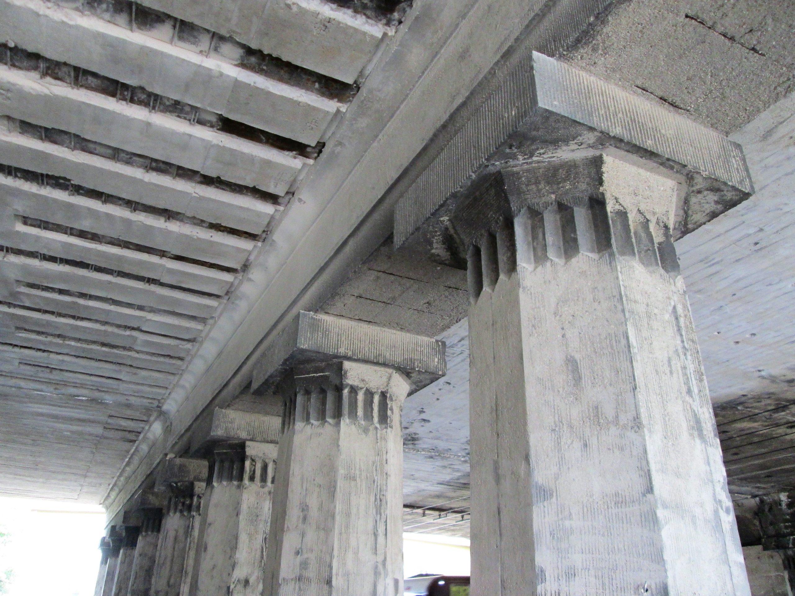 Архитектурные колонны