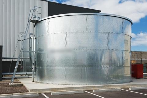 резервуары из стали
