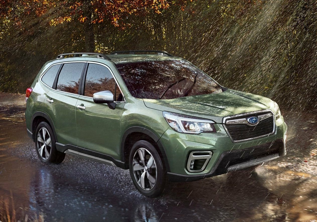 особенности Subaru Forester V