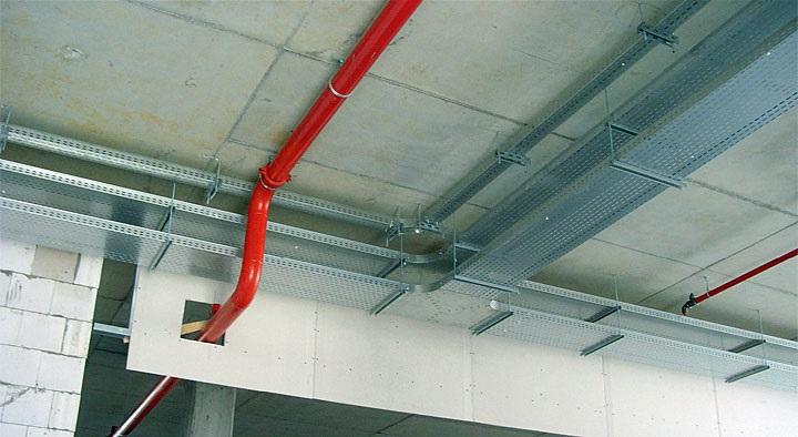 защита кабельных линий