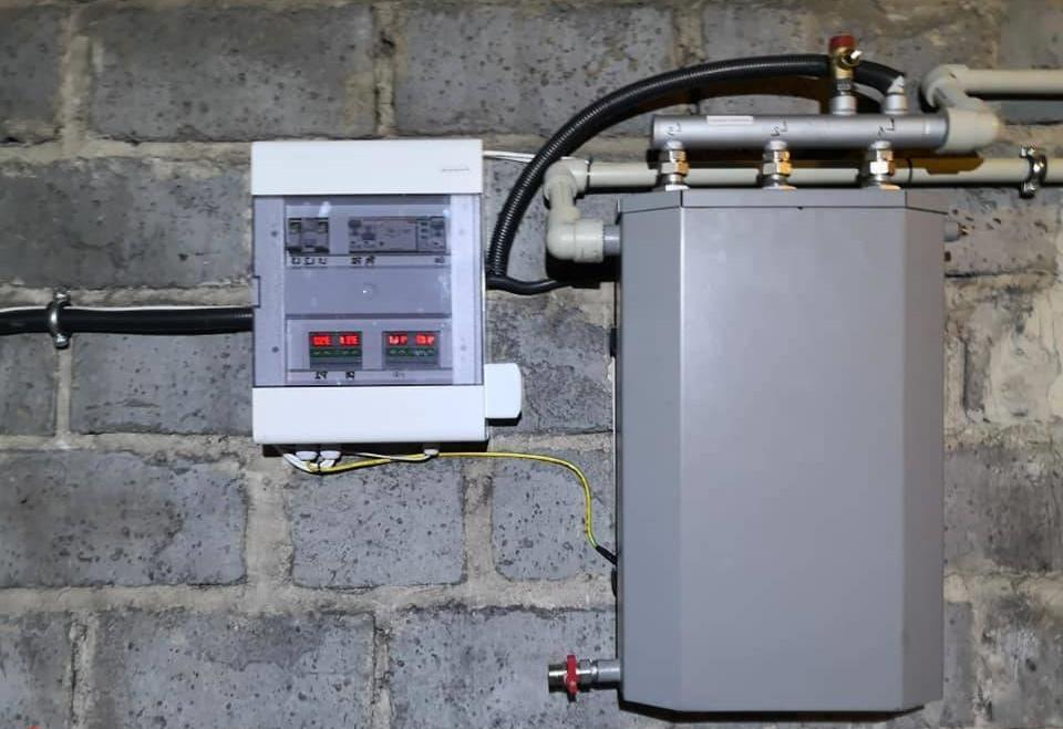 индукционное отопление дома