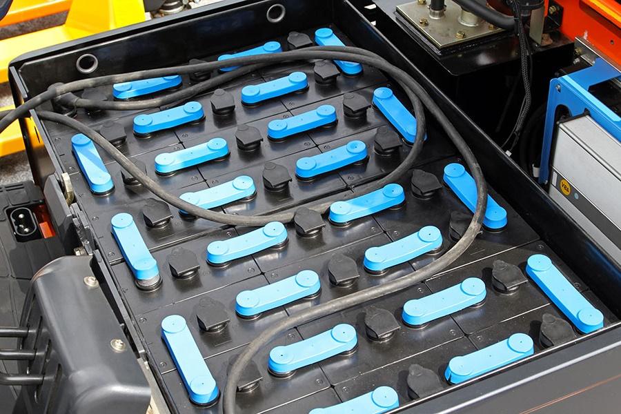 аккумуляторная батарея электропогрузчика