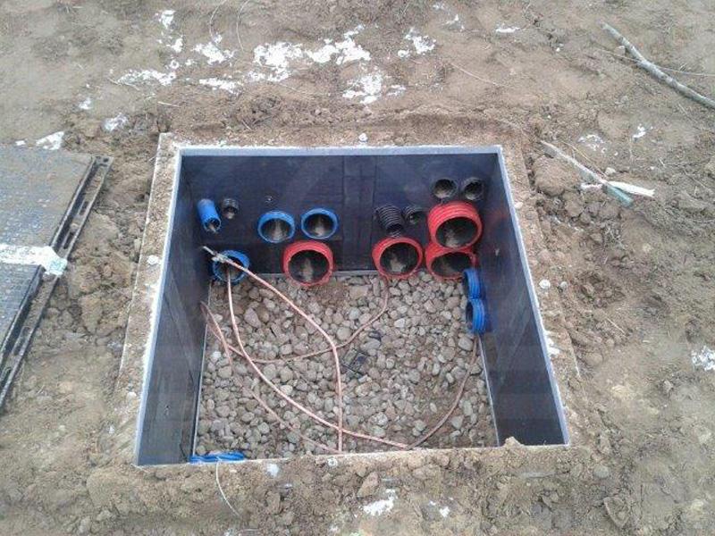 кабельные колодцы