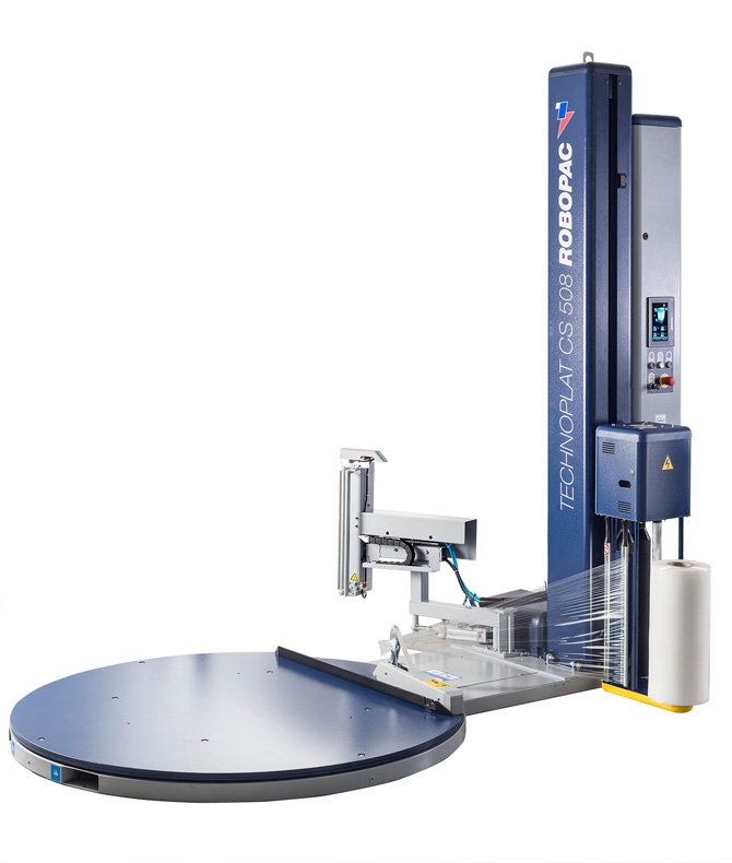 Паллетообмотчики TECHNOPLAT от ROBOPAC