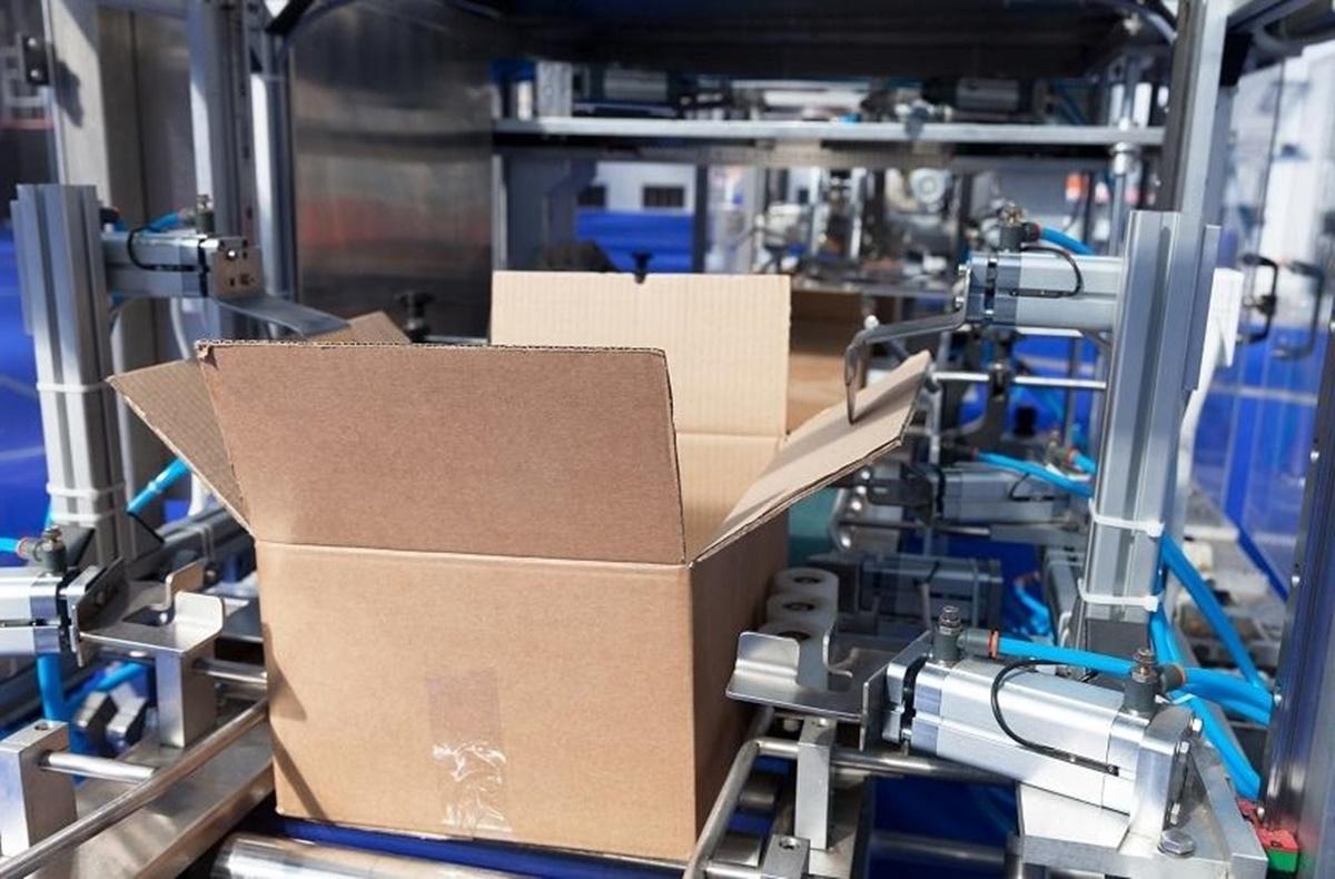 упаковочные машины