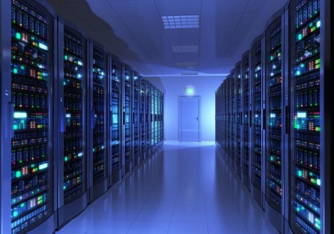физические серверы